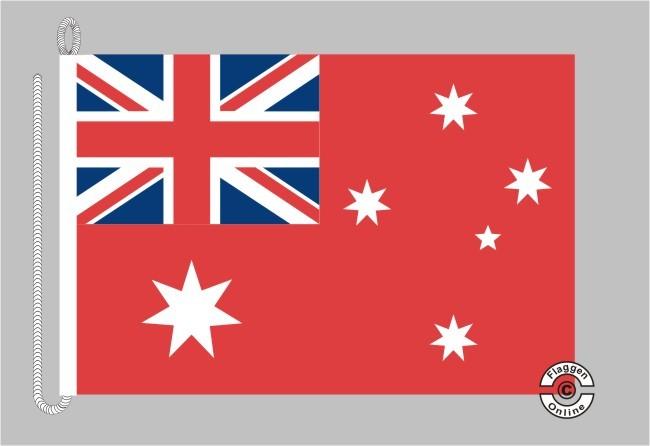 Australien Handelsflagge Bootsflagge