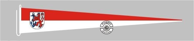 Düsseldorf Langwimpel