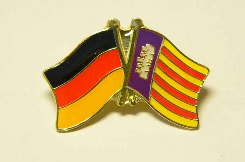 Deutschland - Mallorca Freunschaftspin