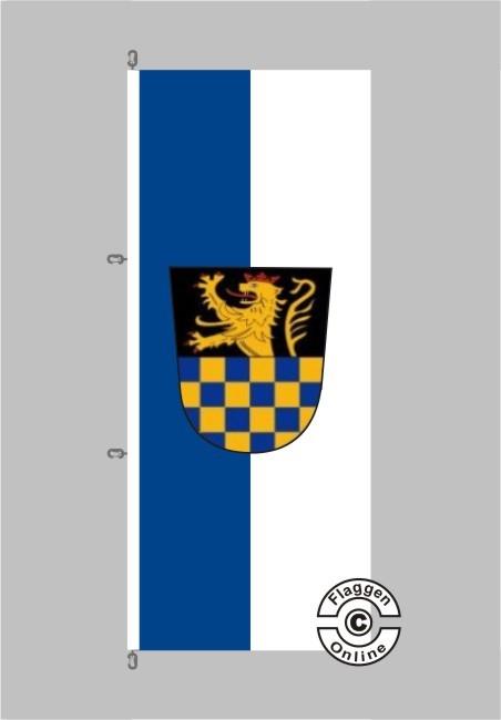 Bad Kreuznach Hochformat Flagge