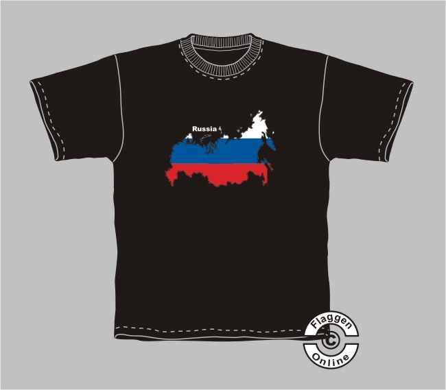 Russland ohne Adler T-Shirt