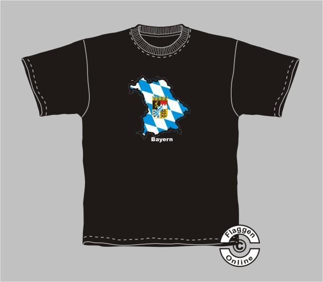 Bayern Raute T-Shirt