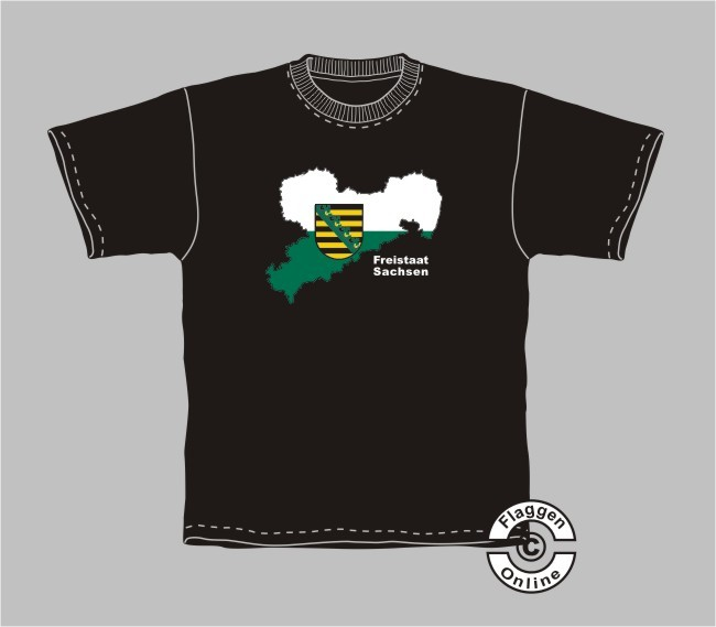 Freistaat Sachsen T-Shirt