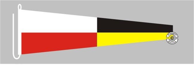 Signalflagge 9 NINE Flagge