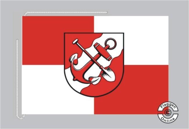 Brunsbüttel Tischflagge