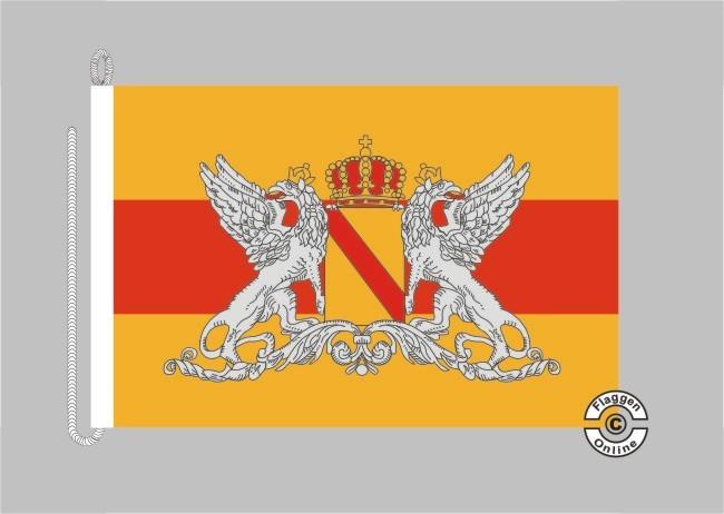 Baden Großherzogtum Bootsflagge