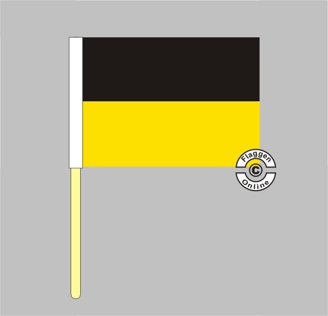 Baden-Württemberg Stockflagge