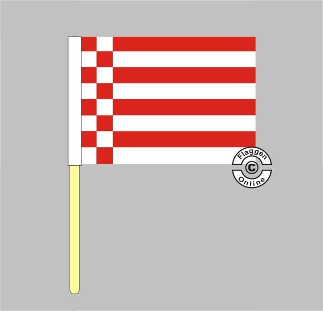 Bremen Stockflagge