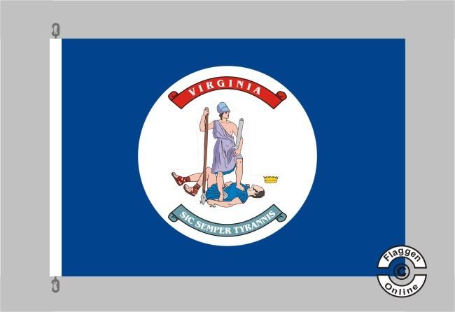 28th Virginia Infantry Regiment Flagge
