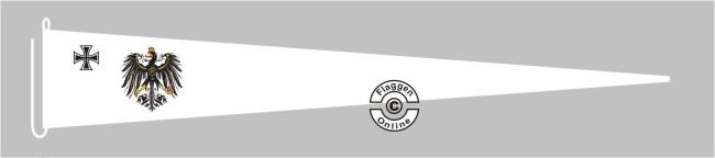 Preußen Langwimpel