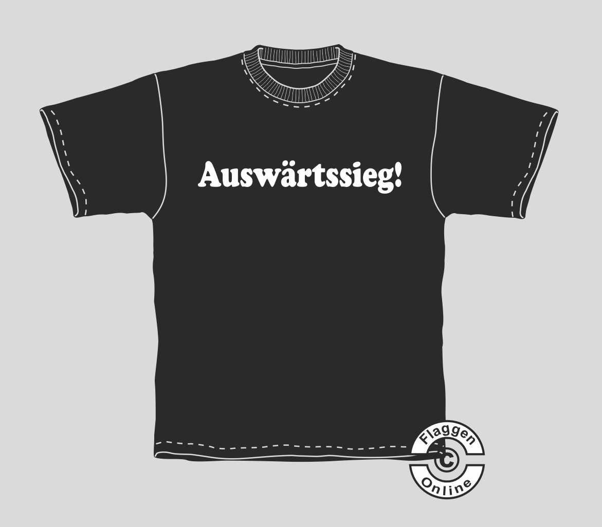 Auswärtssieg T-Shirt