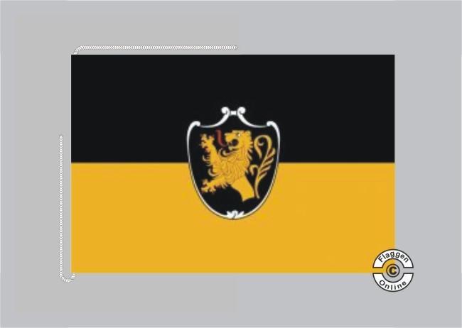 Bad Tölz Tischflagge