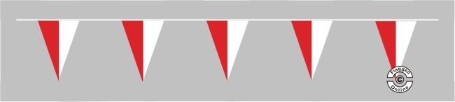 Hessen ohne Wappen Wimpelkette