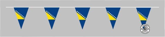 Bosnien und Herzegowina Wimpelkette