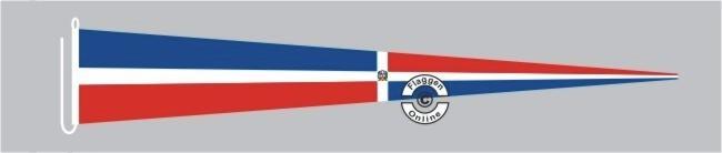Dominikanische Republik Langwimpel