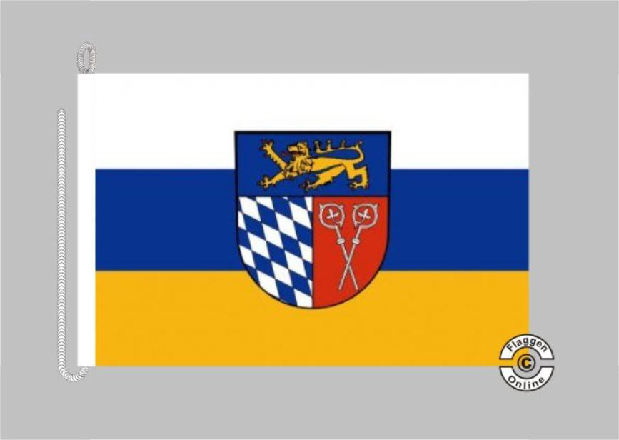 Landkreis Bad Tölz-Wolfratshausen Bootsflagge