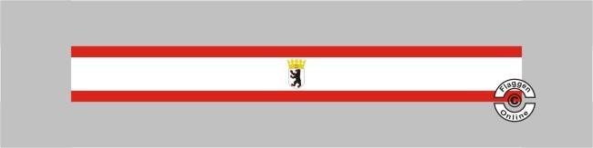 Berlin Bär mit Krone Tischband