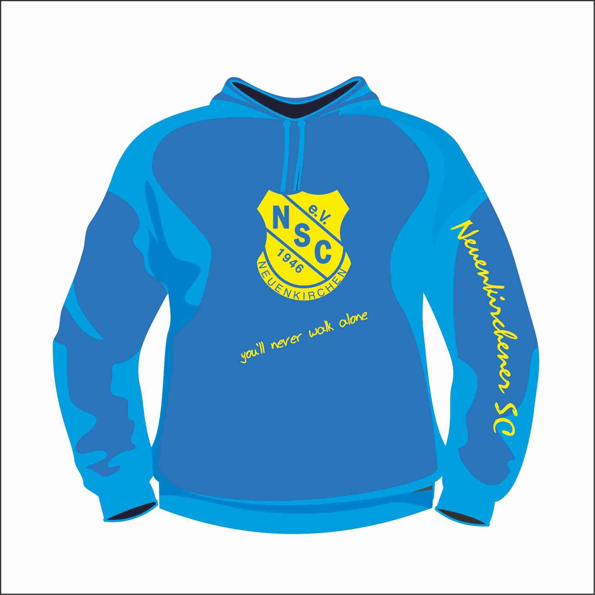 Hooded-Shirt Neuenkirchener SC Nr.2