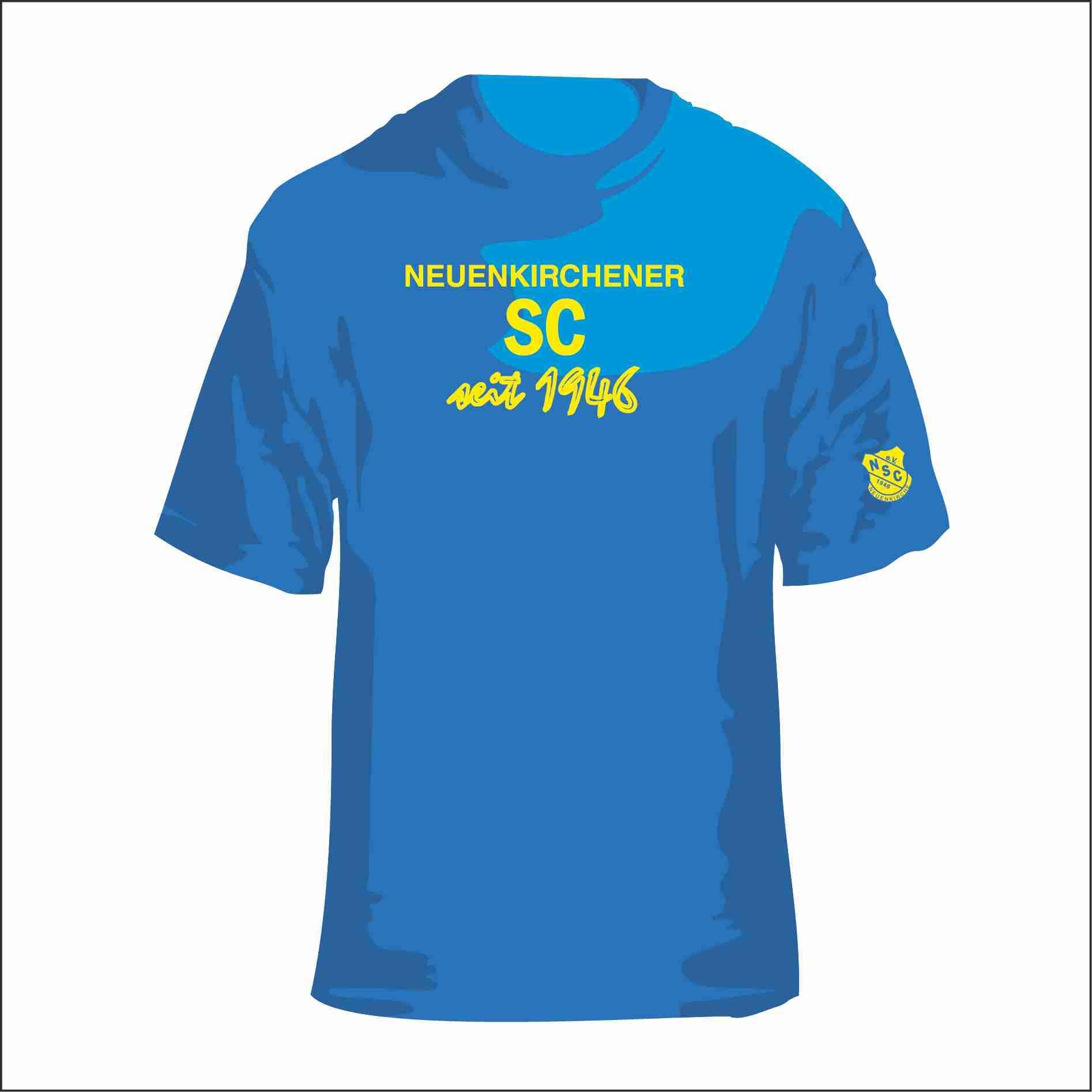 T-Shirt Neuenkirchener SC Nr.1