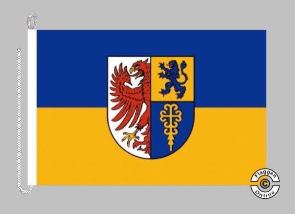 Altmarkkreis Salzwedel Landkreis Bootsflagge