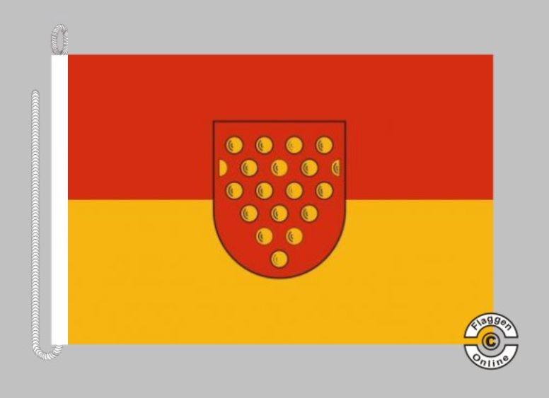 Grafschaft Bentheim Landkreis Bootsflagge