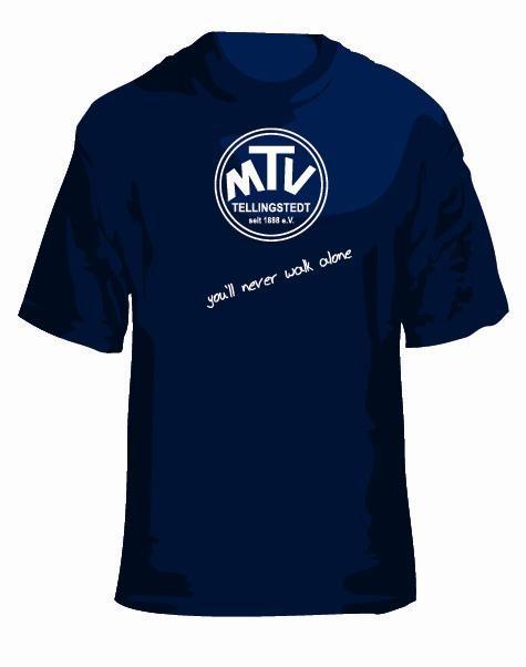T-Shirt MTV Tellingstedt Nr.2