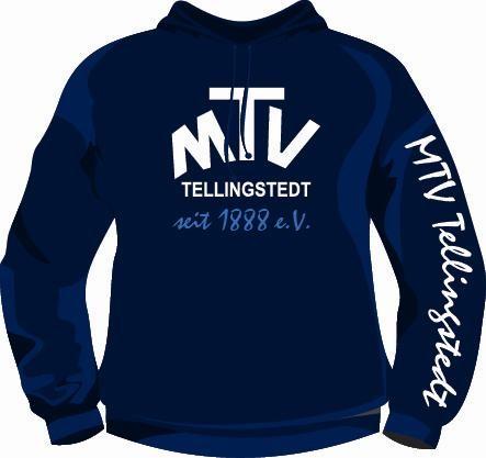 Hooded-Shirt MTV Tellingstedt Nr.1