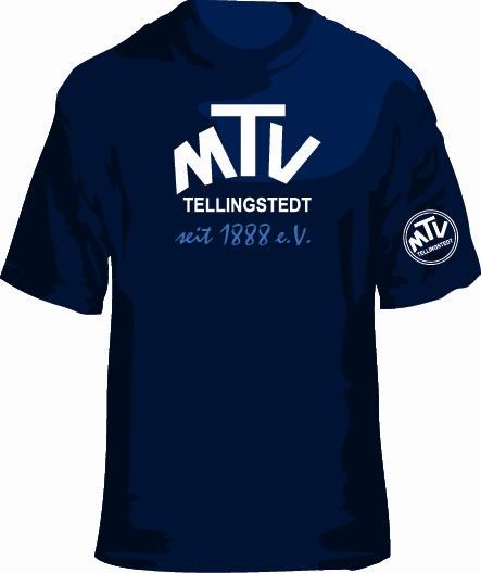 T-Shirt MTV Tellingstedt Nr.1