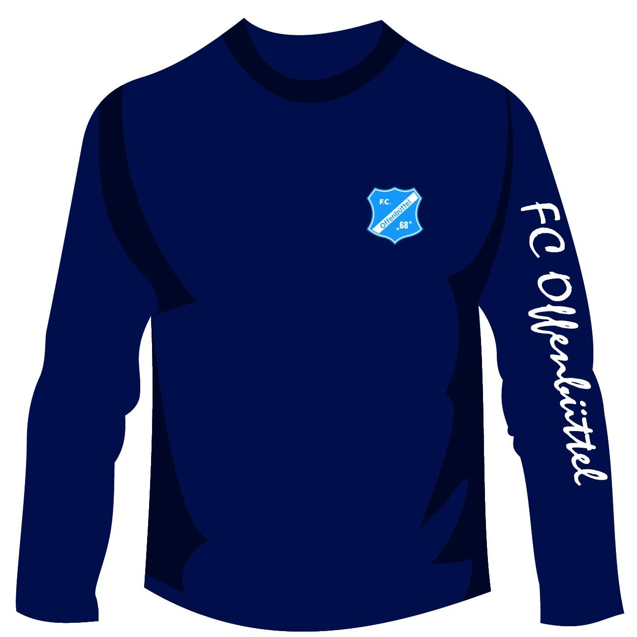 Longsleeve T-Shirt FC Offenbüttel