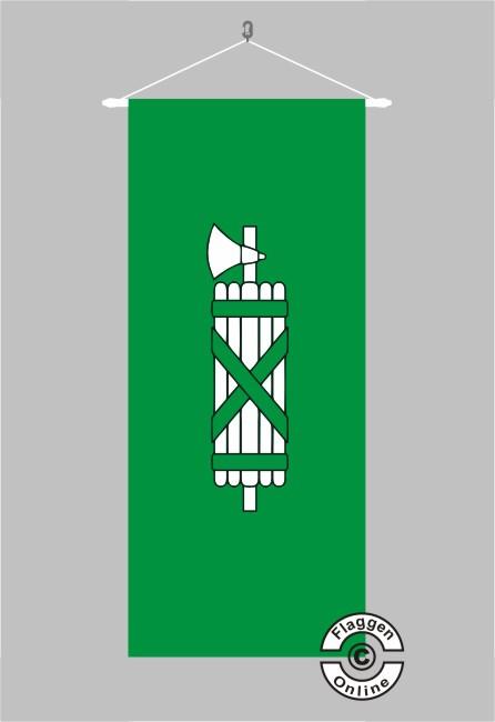 St. Gallen Banner Flagge