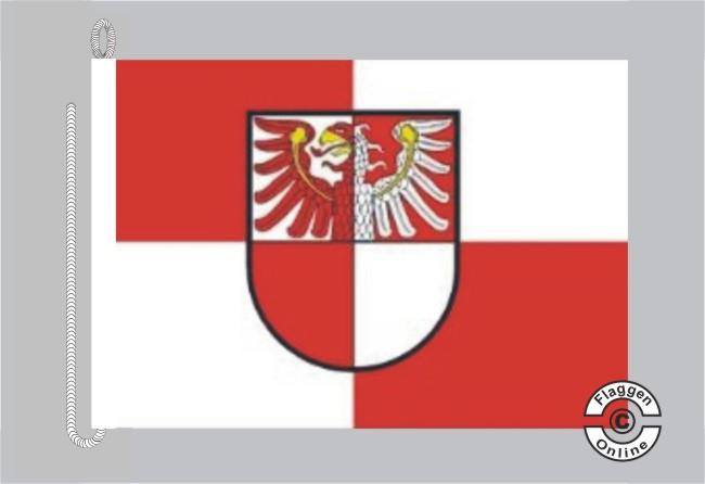 Barnim Landkreis Bootsflagge