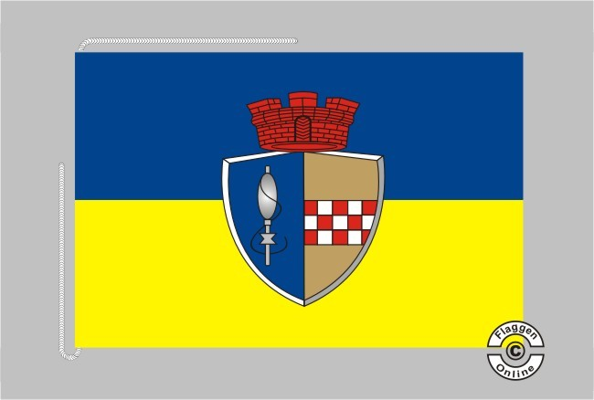 Tischflagge