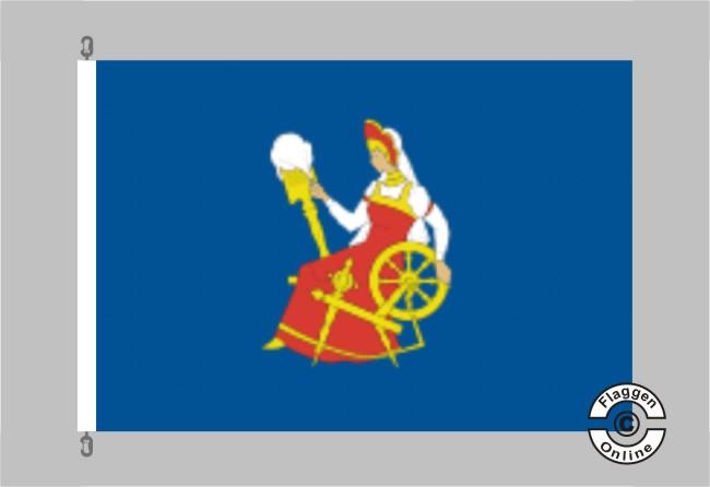 Iwanowo Flagge