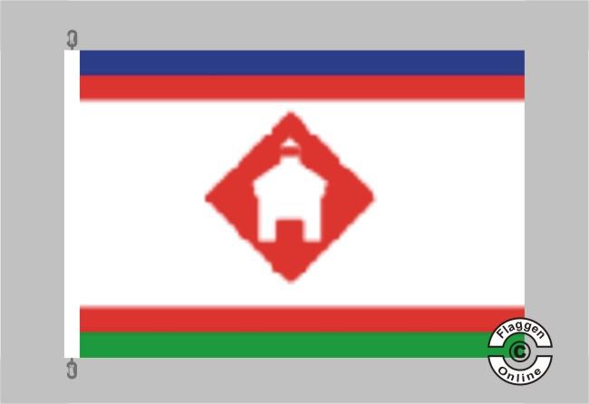 Jakutsk Flagge