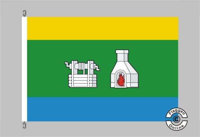 Jekaterinburg Flagge