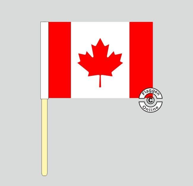 Kanada Stockflagge