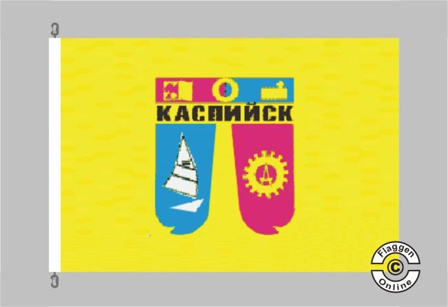Kaspijsk Flagge