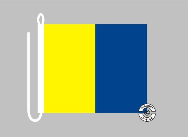 Signalflagge KILO Flagge