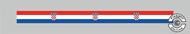 Kroatien Tischband