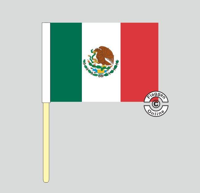 Mexico Stockflagge