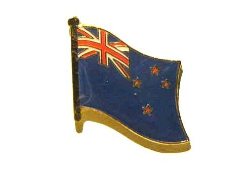 Neuseeland Flaggenpin