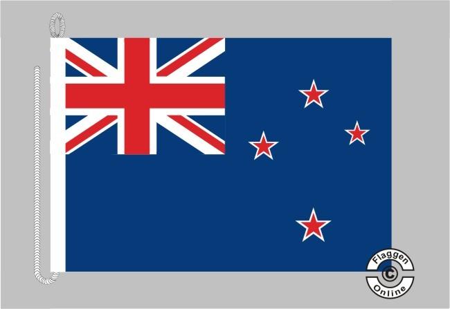 Neuseeland Bootsflagge