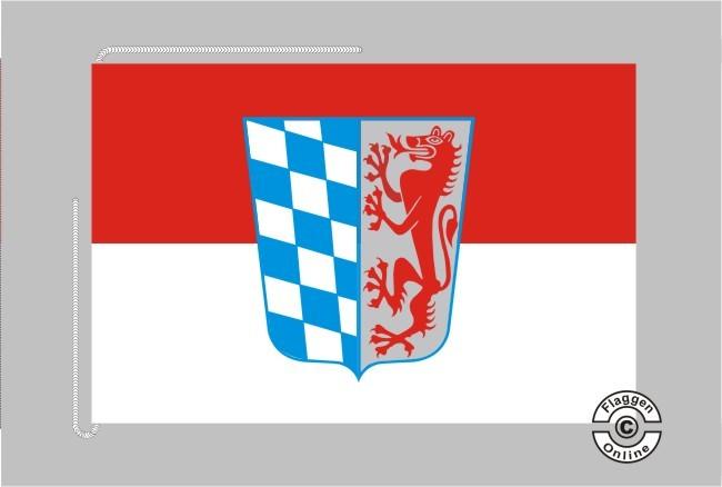 Niederbayern Tischflagge