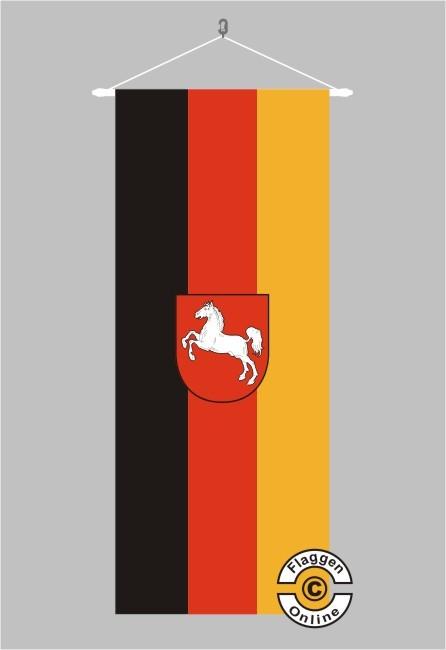 Niedersachsen Banner Flagge
