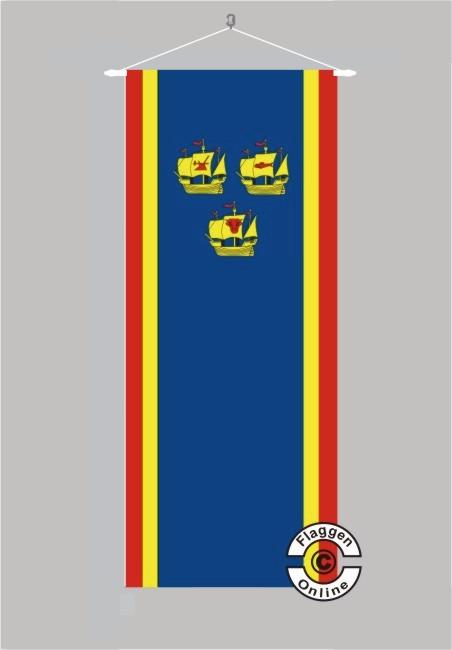 Langwimpel Fahne Flagge Nordfriesland verschiedene Größe