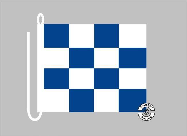 Signalflagge NOVEMBER Flagge