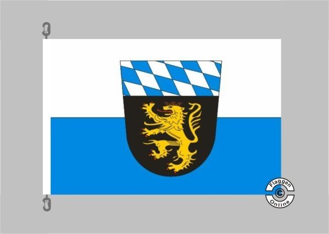 Oberbayern Flagge