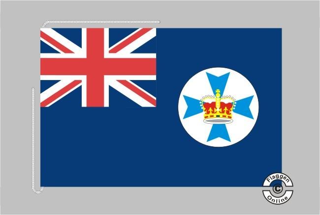 Queensland Tischflagge