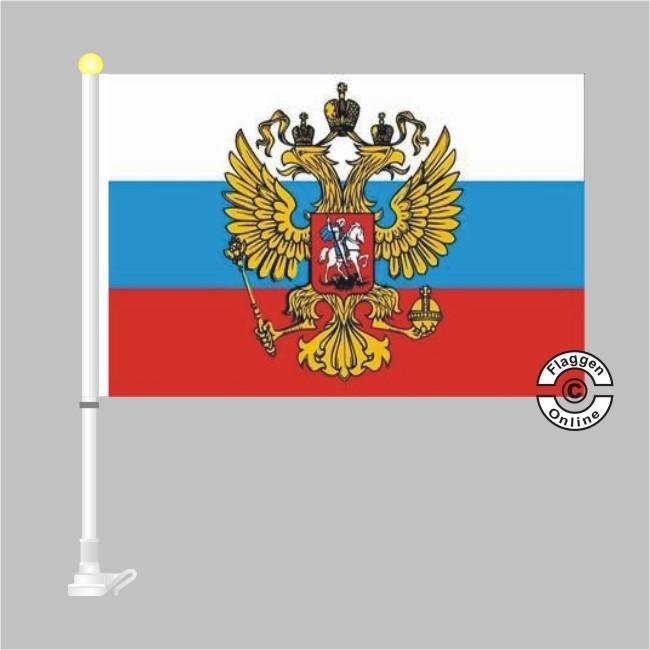 Russland Autoflagge