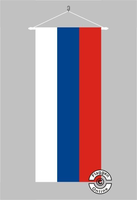 Russland Banner Flagge